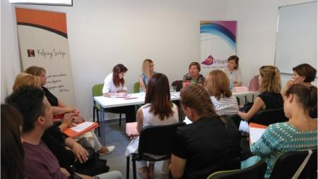 """Panel diskusija """"Potrebe starih i podrška društva"""""""