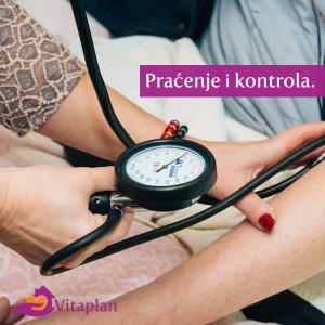 kontrola krvnog pritiska