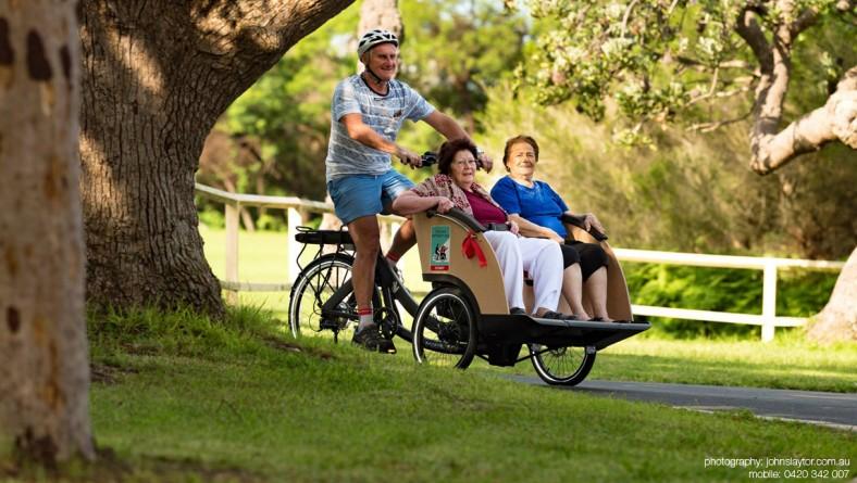 Podržite našu ideju: Biciklom do 100-te